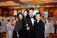 Xiao Bar Wang, SME1 award